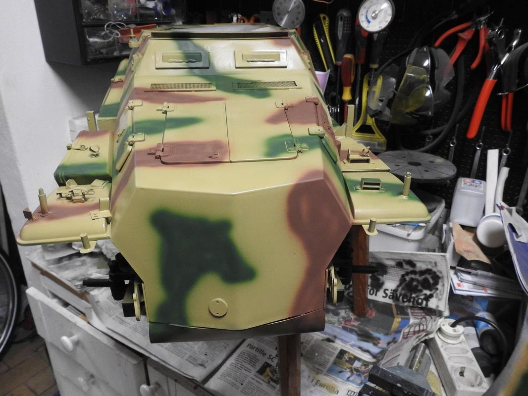 SdKfz 250 Armor Hobbies 1/6 - Sida 16 DSCN2862