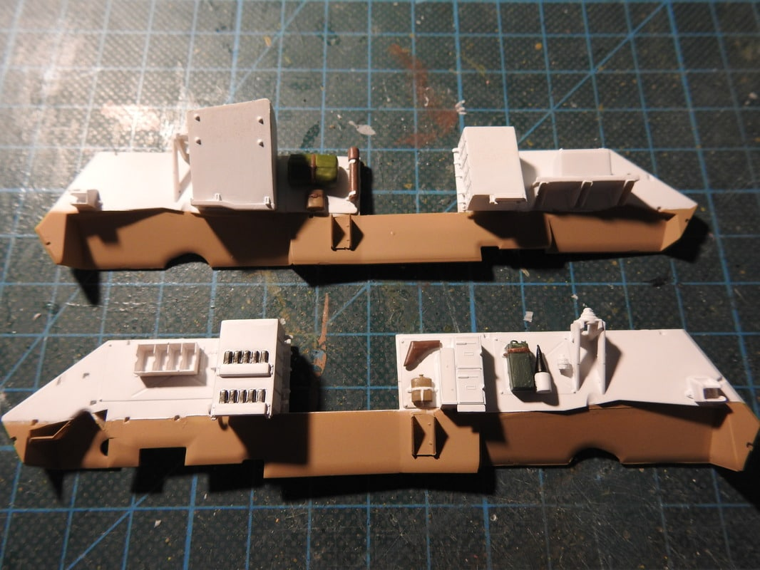 Humber Mark II, Bronco 1/35 - Sida 4 DSCN2830