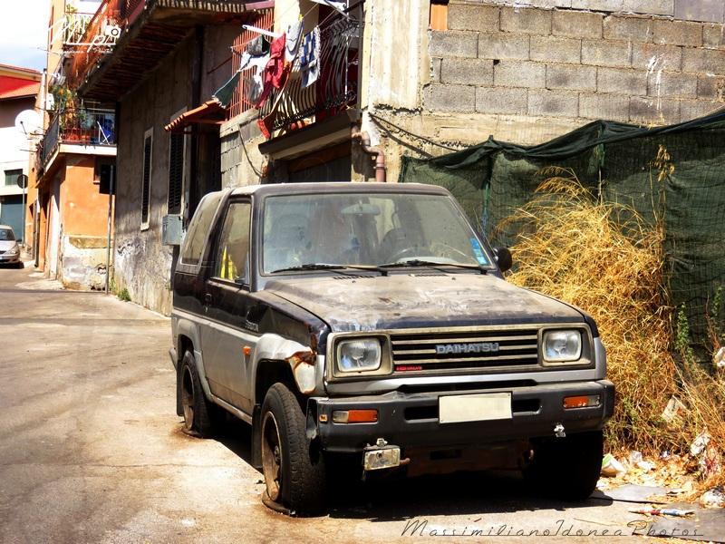 Auto Abbandonate - Pagina 38 Daihatsu_Feroza_1.6_95cv_91_AL684007