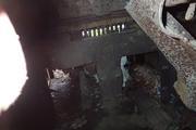 Танк КВ-1 изнутри (№ 9854), Ропша, Ленобласть. P6230315