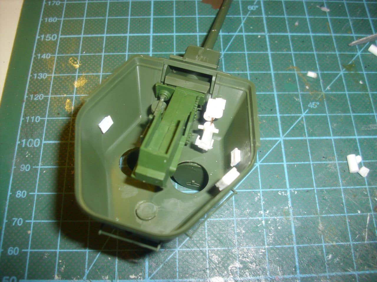T-34/76 1943 early model. ICM 1/35 - Sida 3 DSCI0552