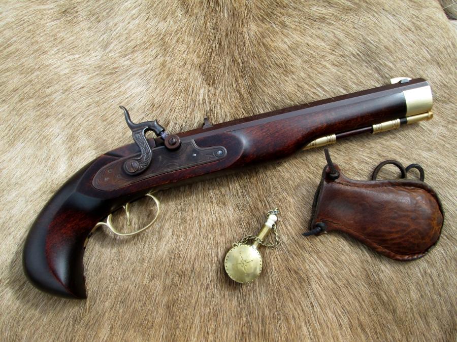 Traditions Kentucky Pistol Kit Build IMG_8829