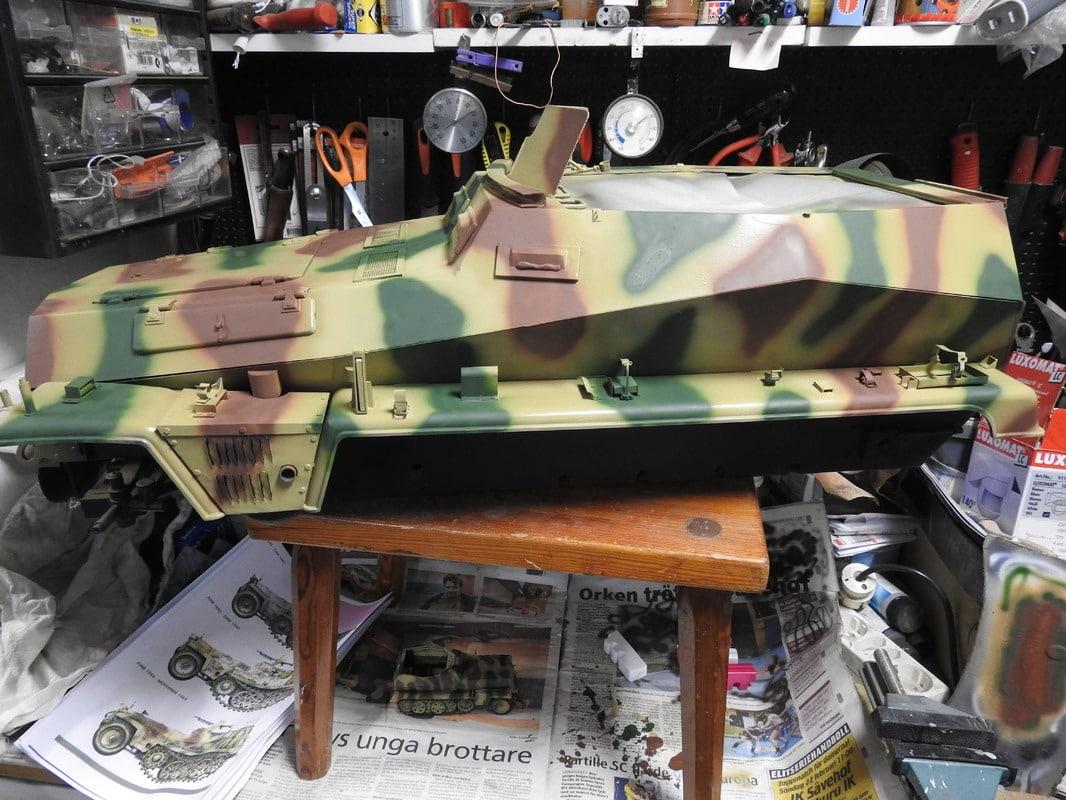 SdKfz 250 Armor Hobbies 1/6 - Sida 16 DSCN2928