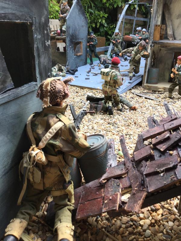 Arnhem part 3 ...counterattack  72ED3E38-1D41-45DC-ABA4-5850E4787450