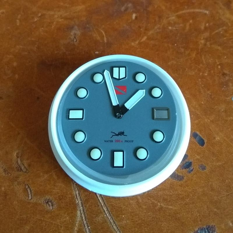 New dial and chapter ring for SKX007 (photo heavy) IMG_20180611_185749684