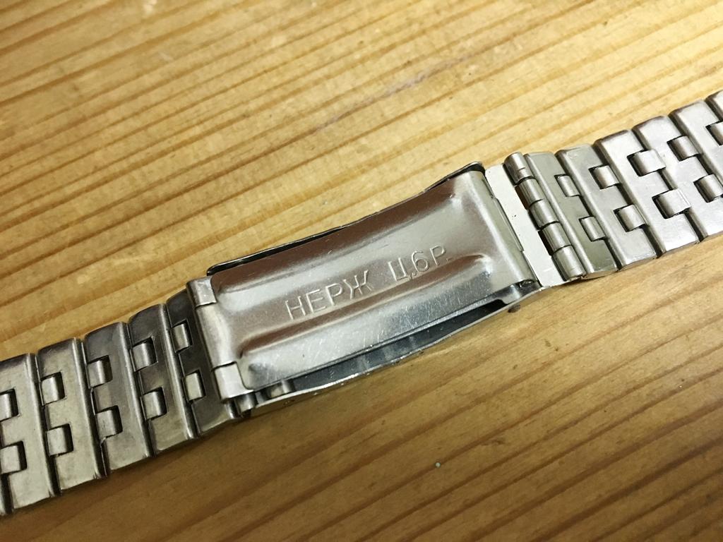 Ajustar bracelete russa ZIM vintage – Vostok Amphibia IMG_8952