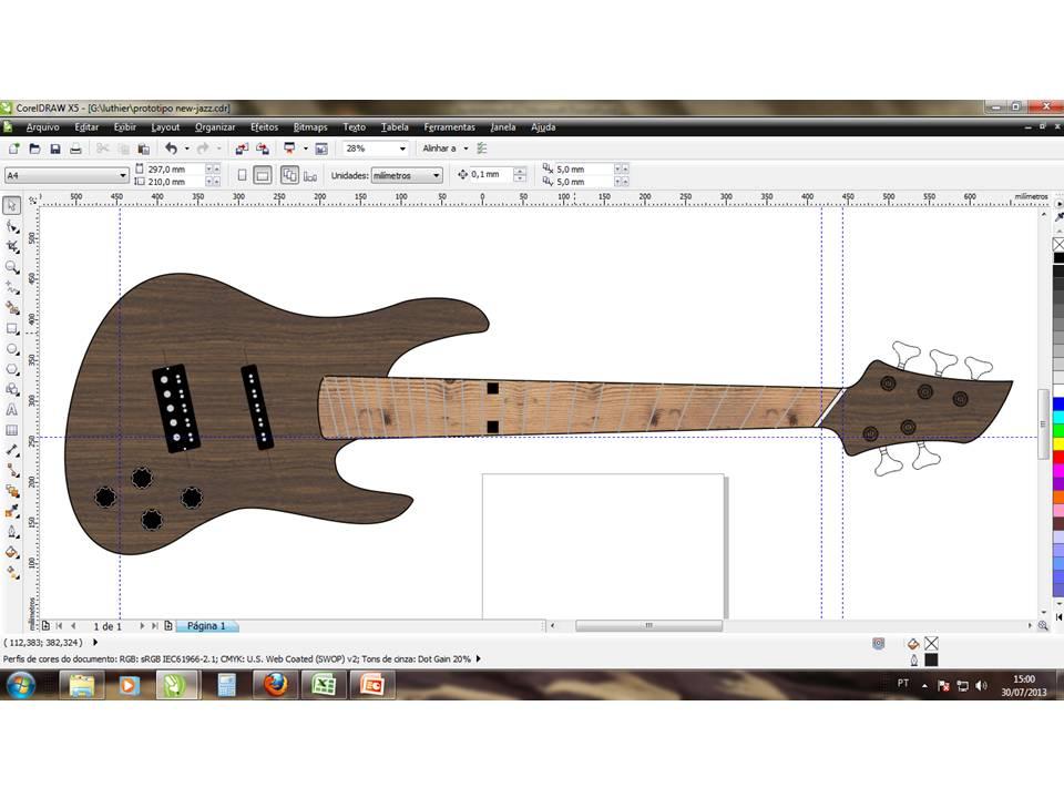 Projeto New Bass - Fase de Criação Jatop
