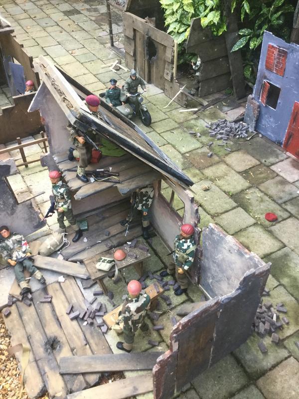 Market garden ..   episode 2   Arnhem.. IMG_5948