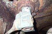 Танк КВ-1 изнутри (№ 9854), Ропша, Ленобласть. P6230208