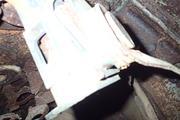 Танк КВ-1 изнутри (№ 9854), Ропша, Ленобласть. P6230204