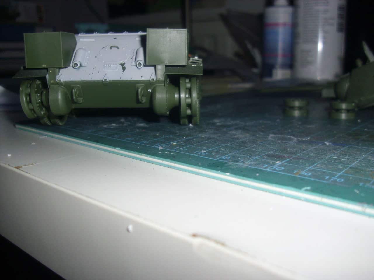 T-34/76 1943 early model. ICM 1/35 - Sida 4 DSCI0656