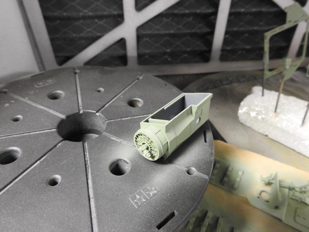 M3A3 Bradley TUSK III- Meng 1/35 - Sida 2 DSCN6056