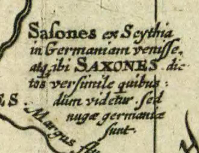 Возрождение - информация к размышлению - Страница 6 Saxones