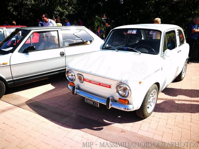 Passeggiata d'Autunno, Pedara (CT) Fiat-_Abarth_1000_42cv_65_CT239506_1