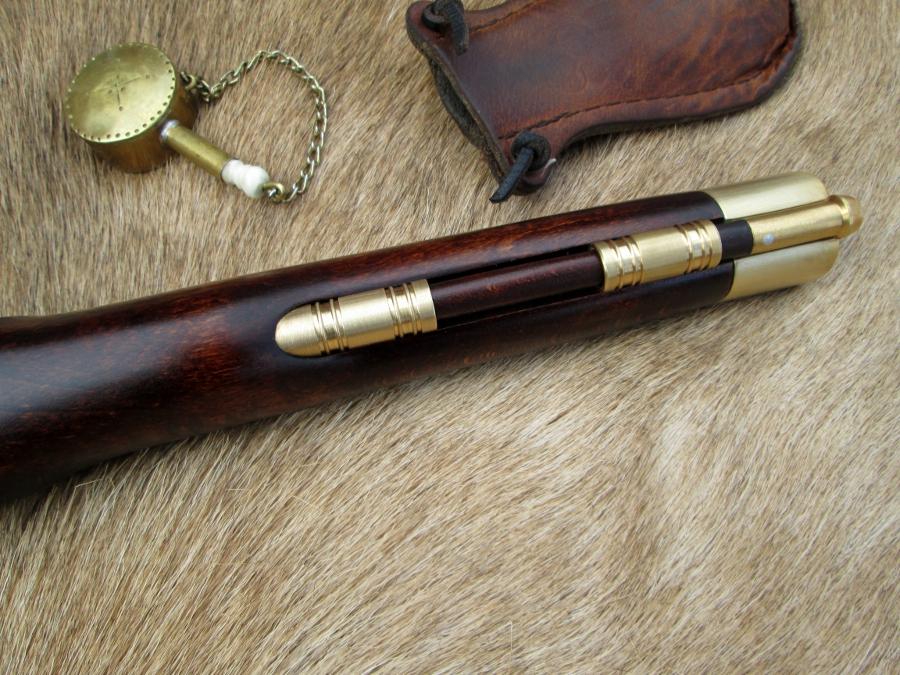 Traditions Kentucky Pistol Kit Build IMG_8850