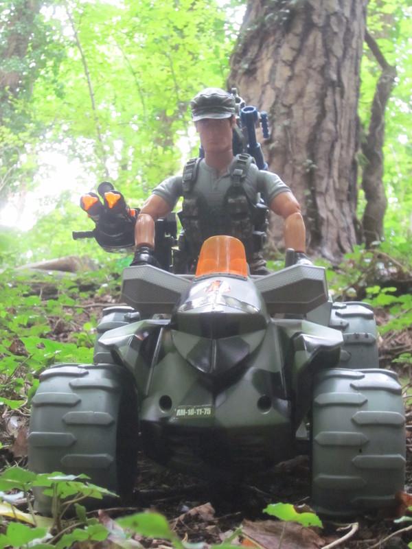 Action Man Quad Assault Woodland Random Photos. IMG_4334