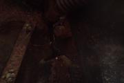 Танк КВ-1 изнутри (№ 9854), Ропша, Ленобласть. P6230153