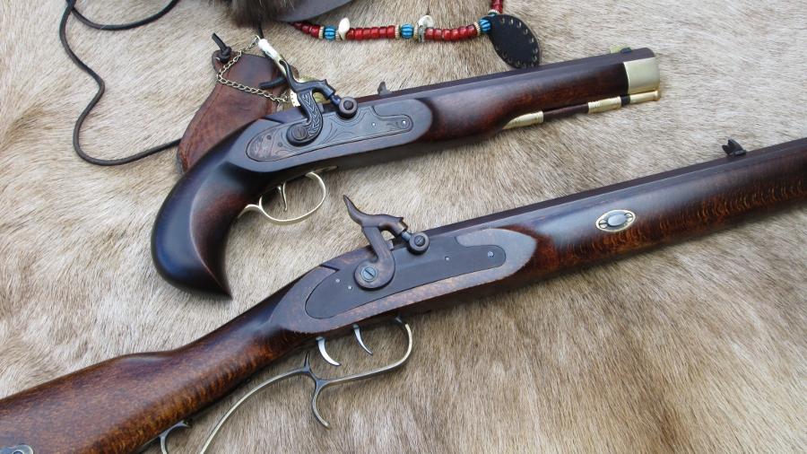Traditions Kentucky Pistol Kit Build IMG_8895