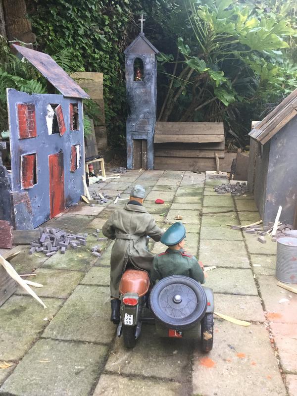 Market garden ..   episode 2   Arnhem.. IMG_5955