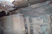 Танк КВ-1 изнутри (№ 9854), Ропша, Ленобласть. P6230115