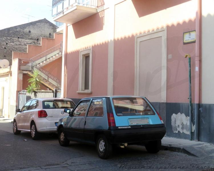 avvistamenti auto storiche Renault_Supercinque_TL_1.1_46cv_86_CT785874