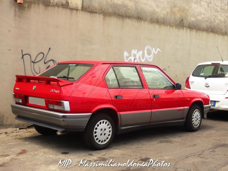 avvistamenti auto storiche - Pagina 21 Alfa_Romeo_33_Red_1.3_86cv_90_CT897251_1