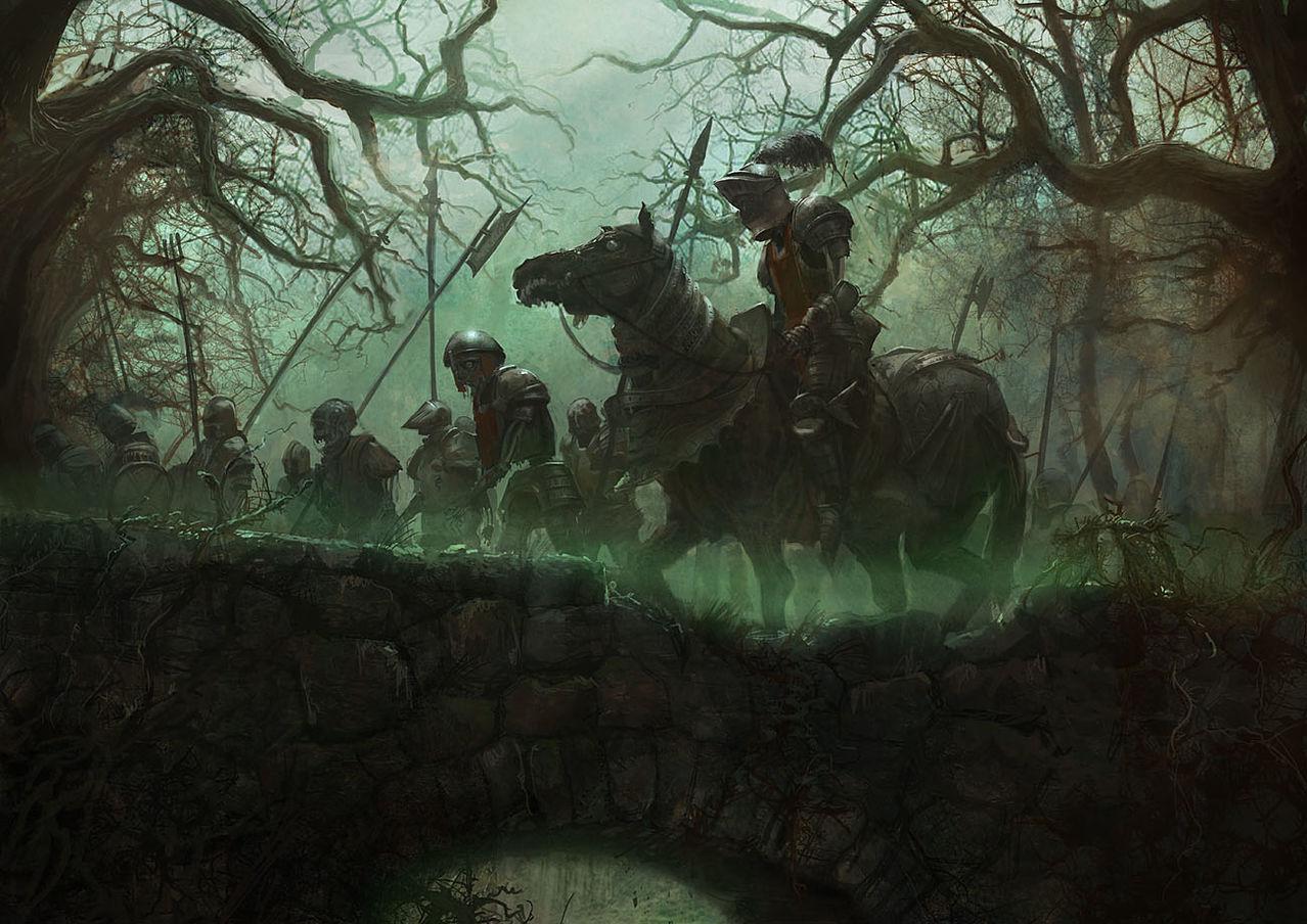 Anarchy Monsters Marche_Funebre_horror_undead_fantasy