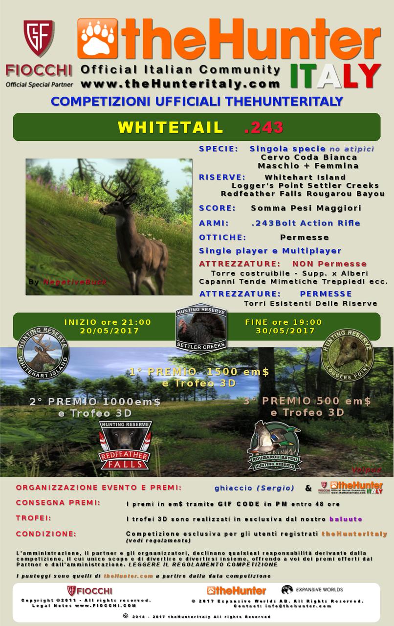 [CONCLUSA] Competizioni ufficiali TheHunteritaly - Whitetail .243 - Cervo coda bianca Maschio + Femmina Whitetail_243_ombre_finito