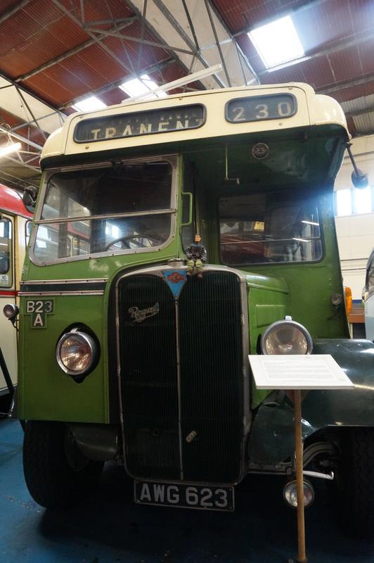 MAM visiting The Scottish Vintage Bus Museum. A7_FB3_A18-_CCDA-4_E48-_A36_E-3476214_A59_F4