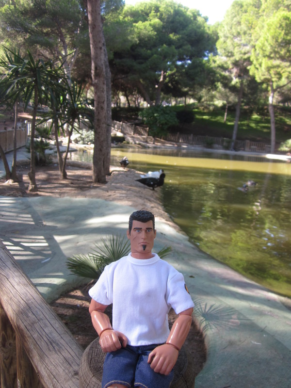 Modern Action Man Spain 2015 Random Photos. IMG_4439