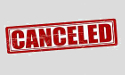 CANCELED EVENTS