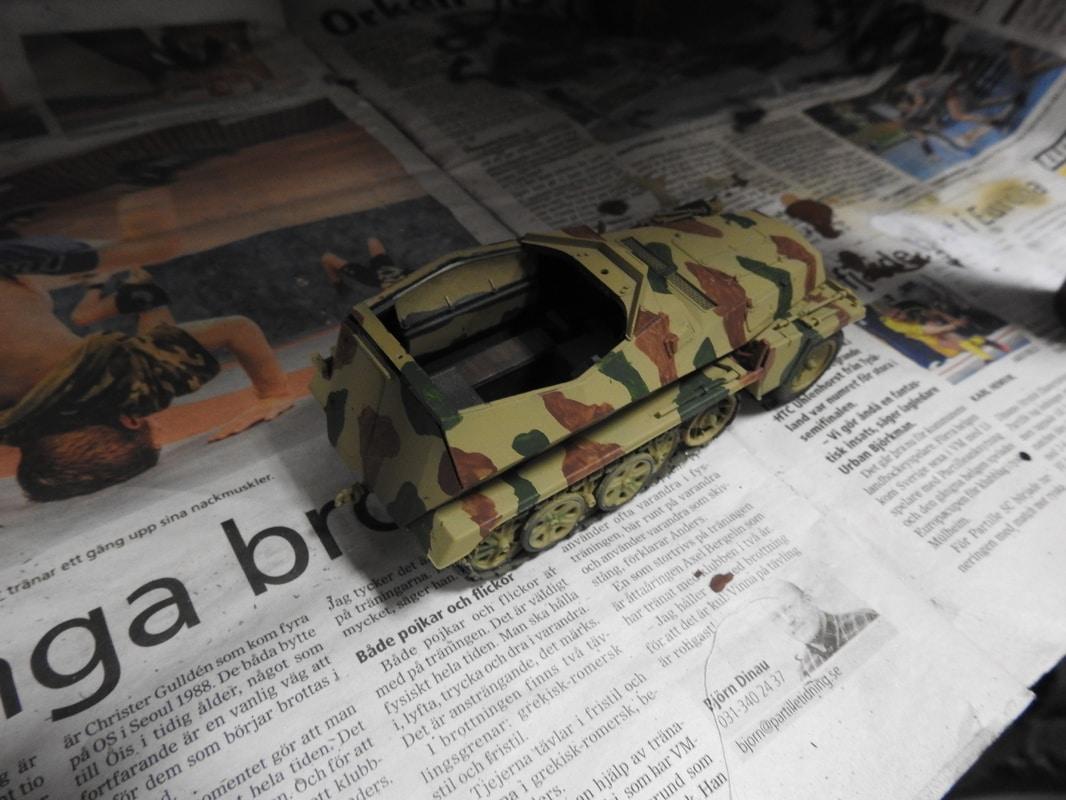 SdKfz 250 Armor Hobbies 1/6 - Sida 16 DSCN2857