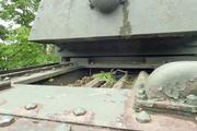 Танк КВ-1 изнутри (№ 9854), Ропша, Ленобласть. P6230350