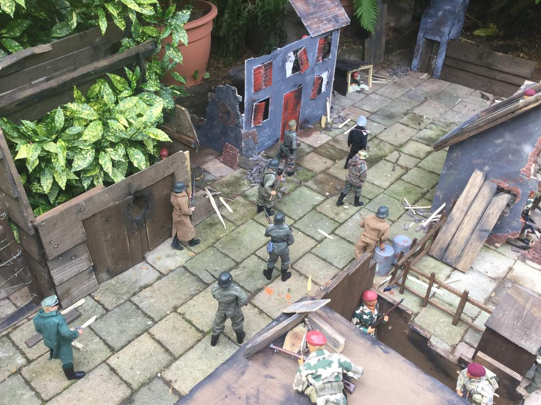 Market garden ..   episode 2   Arnhem.. IMG_6003