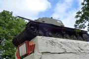 Танк КВ-1 изнутри (№ 9854), Ропша, Ленобласть. P6230374
