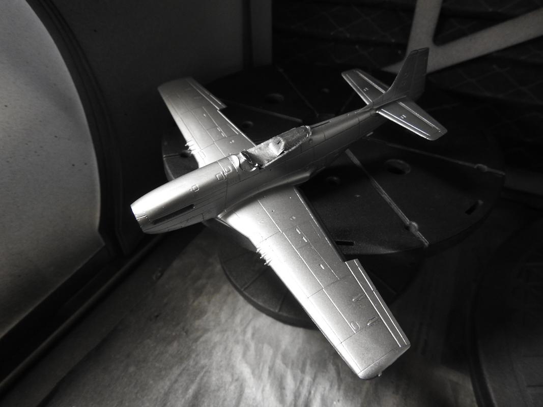 North American F-51D Mustang, Airfix, 1/72 - Sida 2 DSCN5816