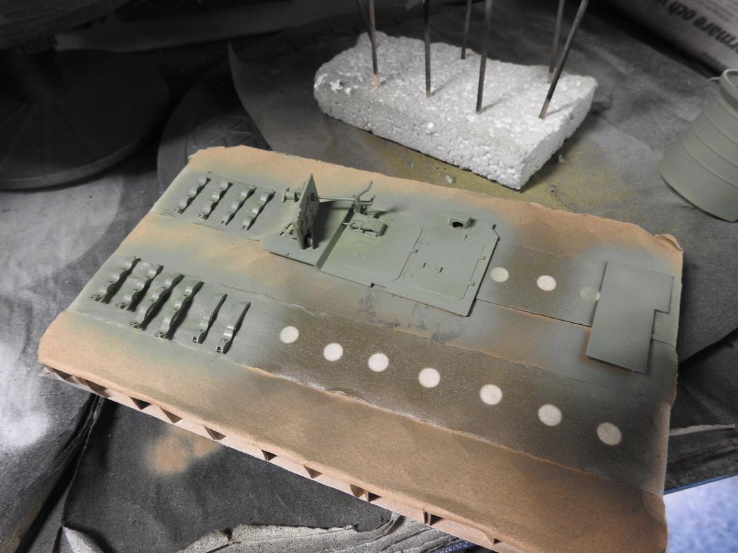 M3A3 Bradley TUSK III- Meng 1/35 - Sida 2 DSCN6055