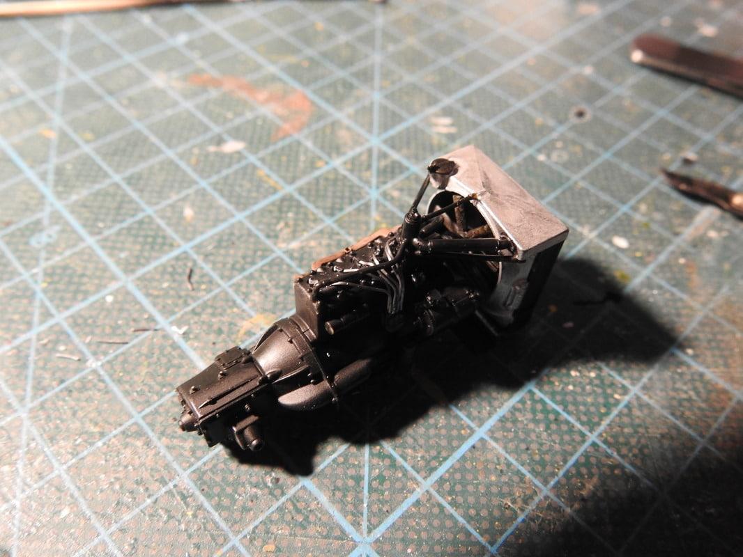 Humber Mark II, Bronco 1/35 - Sida 2 DSCN2246