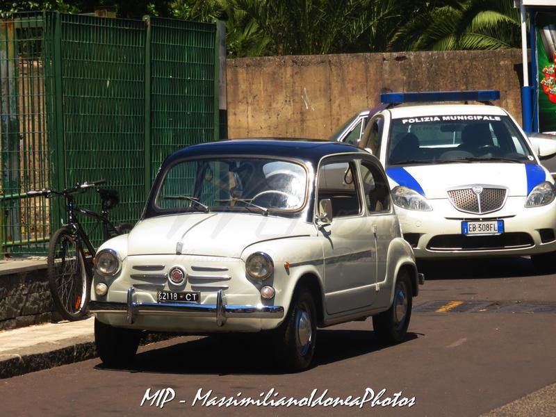 1° Raduno Auto d'Epoca - Gravina e Mascalucia - Pagina 3 Fiat_600_60_CT062118