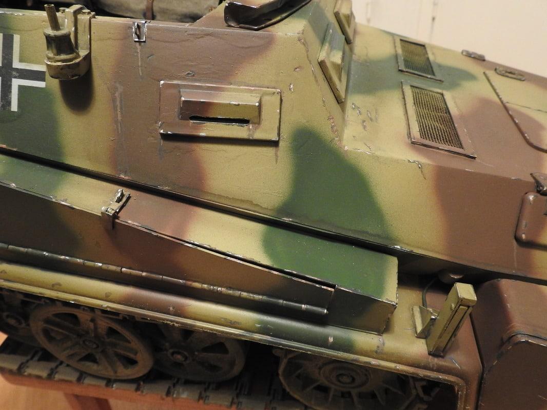 SdKfz 250 Armor Hobbies 1/6 - Sida 17 DSCN3300