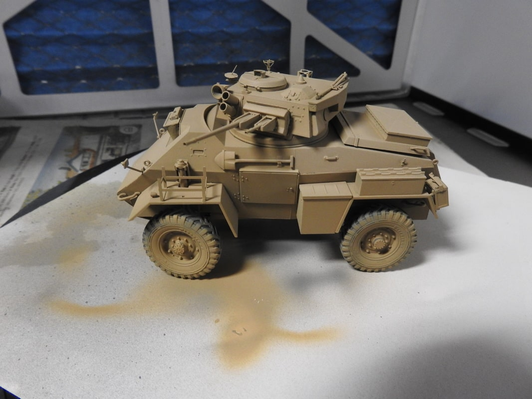 Humber Mark II, Bronco 1/35 - Sida 8 DSCN3350