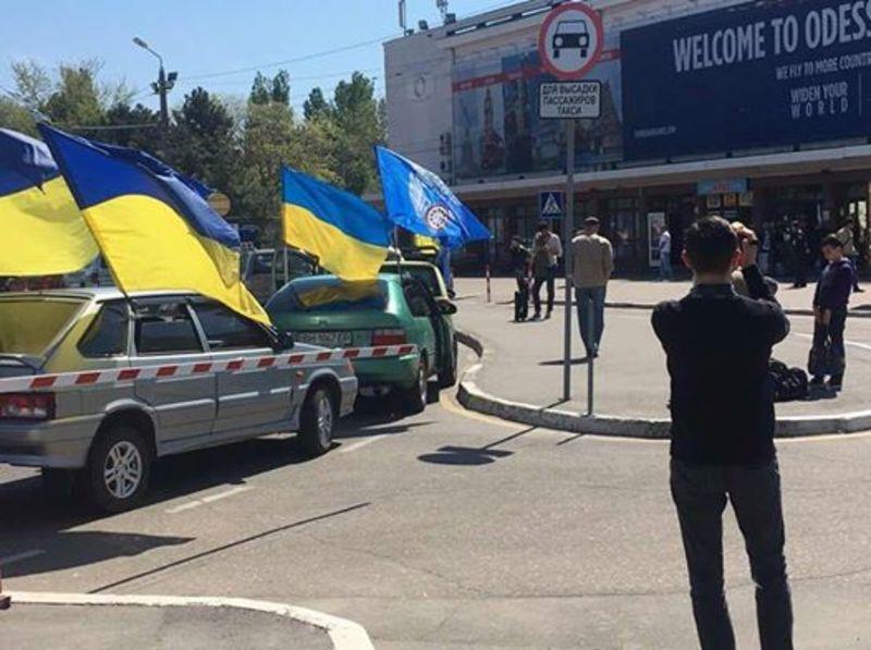 Lviv -  Ukraine crisis. News in brief. Monday 02 May [Ukrainian sources]  Odboi