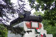 Танк КВ-1 изнутри (№ 9854), Ропша, Ленобласть. P6230375