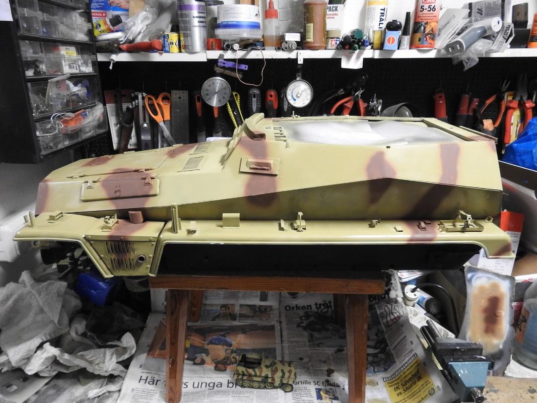 SdKfz 250 Armor Hobbies 1/6 - Sida 16 DSCN2854