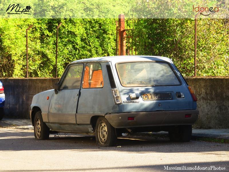 Auto Abbandonate - Pagina 39 Renault_5_GTL_1.1_45cv_83_CT621159_2