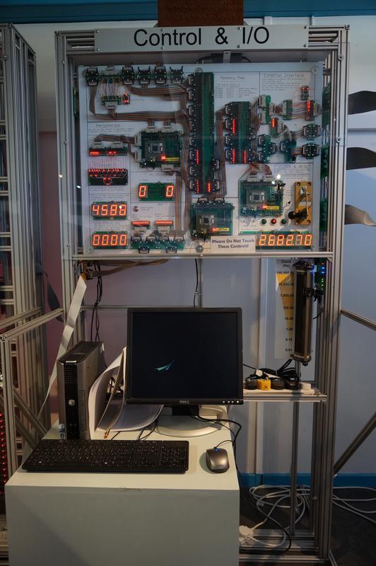 My MAM visiting  Cambridge Computer History Museum. 1_DF576_CA-_A12_F-4541-912_A-_DA3716_D9_C8_BC