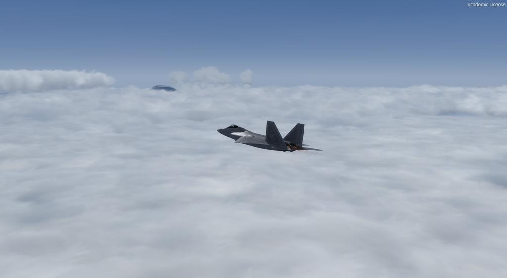 P3D V4.1 com AS16 + EnvShade + Sky Force Sf1