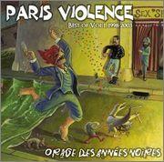 Orage des années noires (best of vol. 1 1998-2003 Front