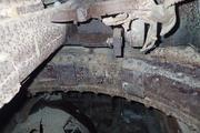 Танк КВ-1 изнутри (№ 9854), Ропша, Ленобласть. P6230063