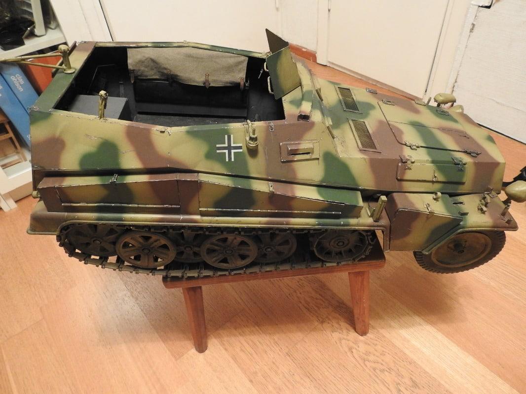 SdKfz 250 Armor Hobbies 1/6 - Sida 17 DSCN3299